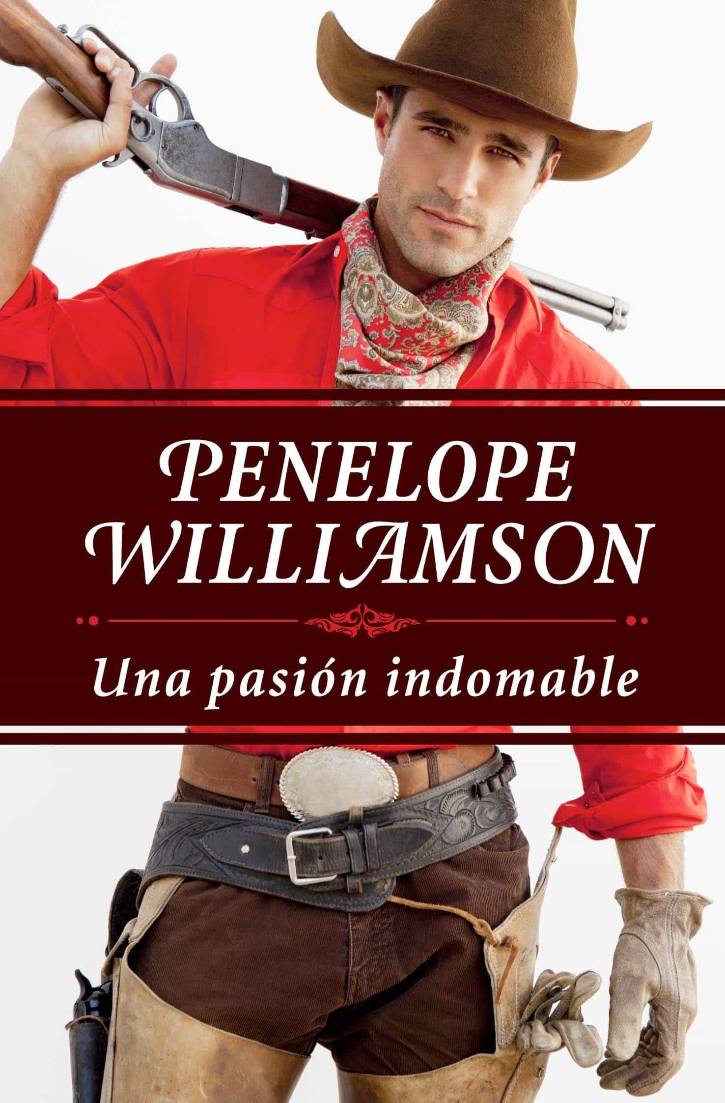 Indomable Libro Una PasiÓn Indomable Ebook Penelope Williamson Descargar Libro Pdf O Epub 9788490321003