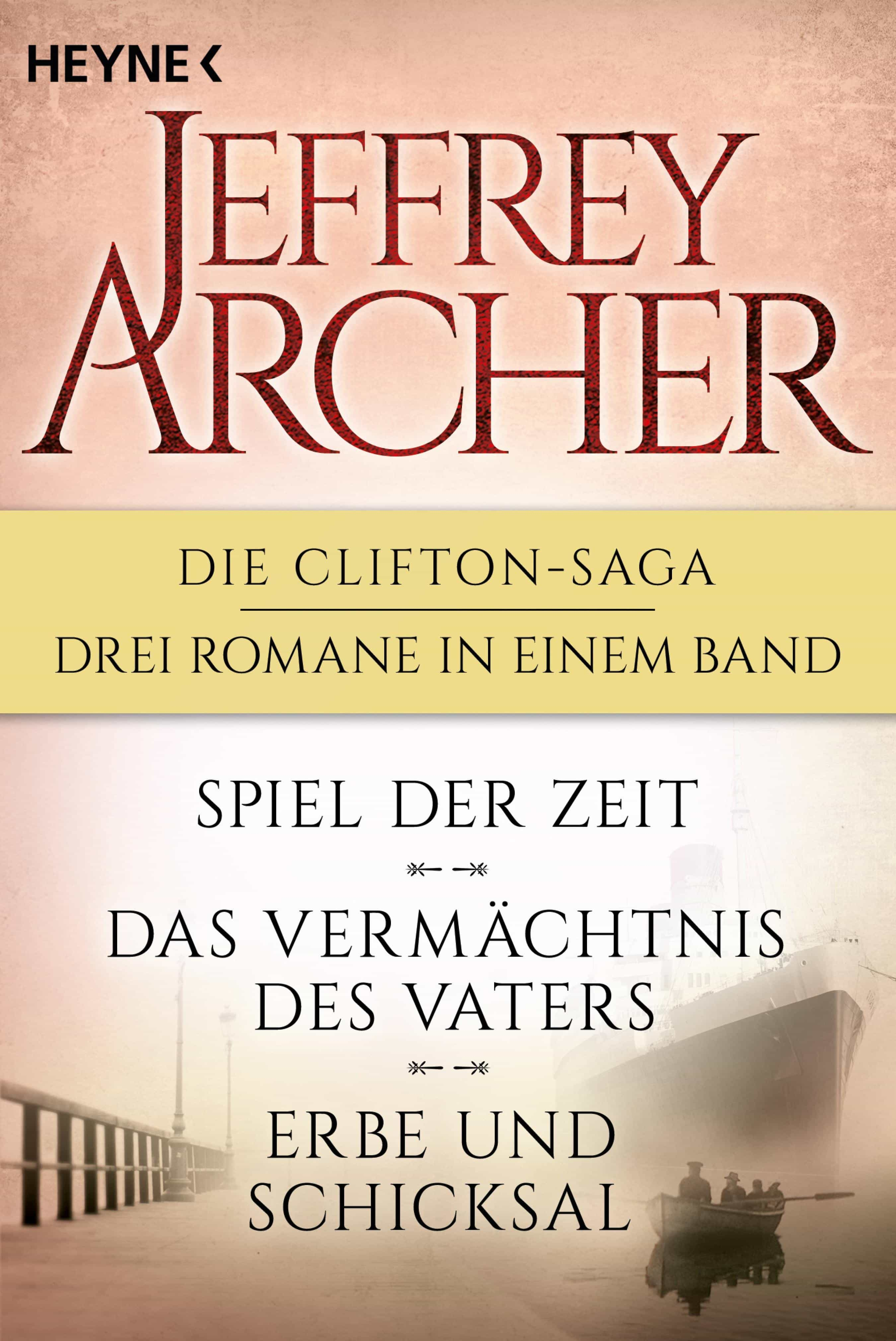 Jeffrey Archer Libros Die Clifton Saga 1 3 Spiel Der Zeit Das VermÄchtnis Des Vaters Erbe Und Schicksal 3in1 Bundle Ebook Jeffrey Archer Descargar Libro Pdf O