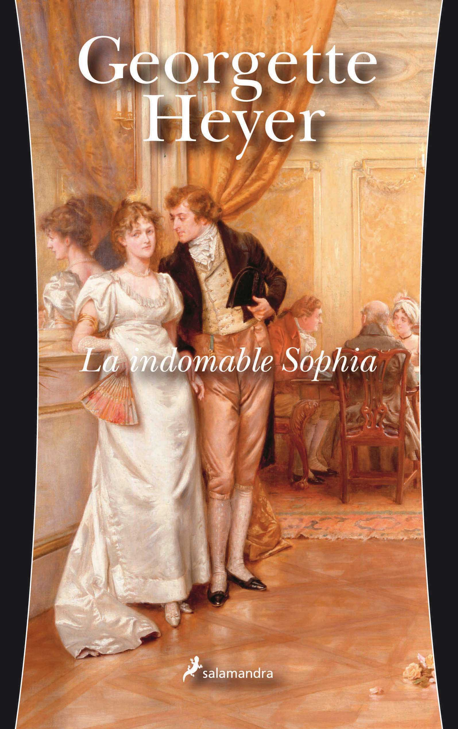 Indomable Libro La Indomable Sophia Georgette Heyer Comprar Libro 9788498380965