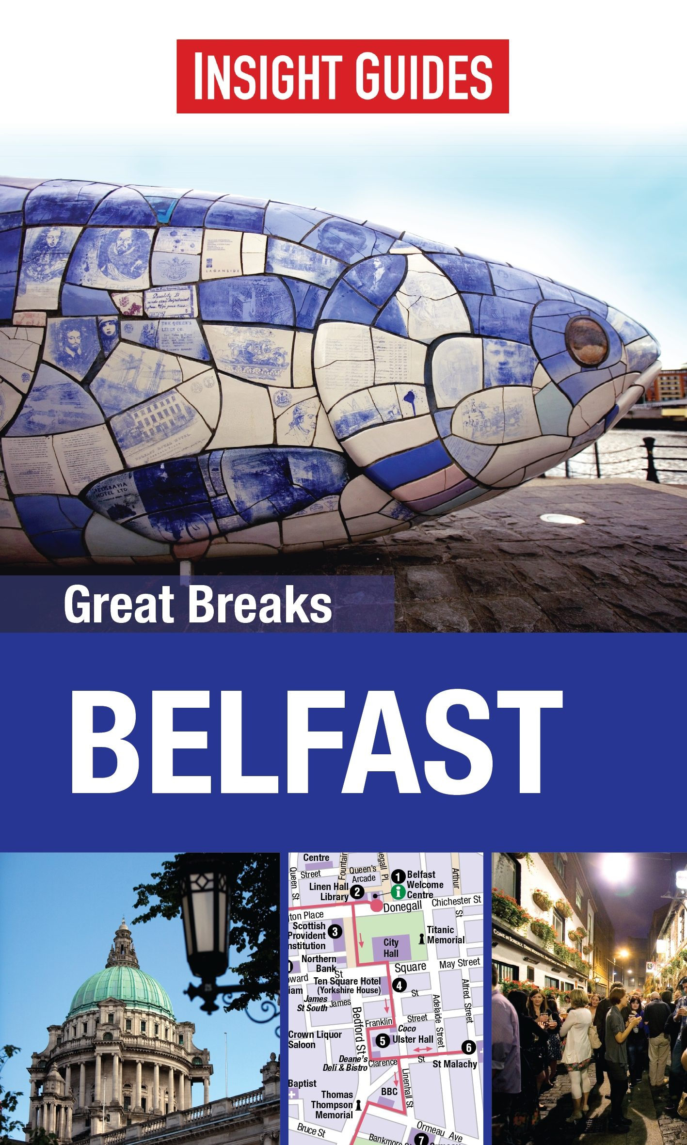 Big Fish Libro Insight Guides Great Breaks Belfast Ebook Insight Guides