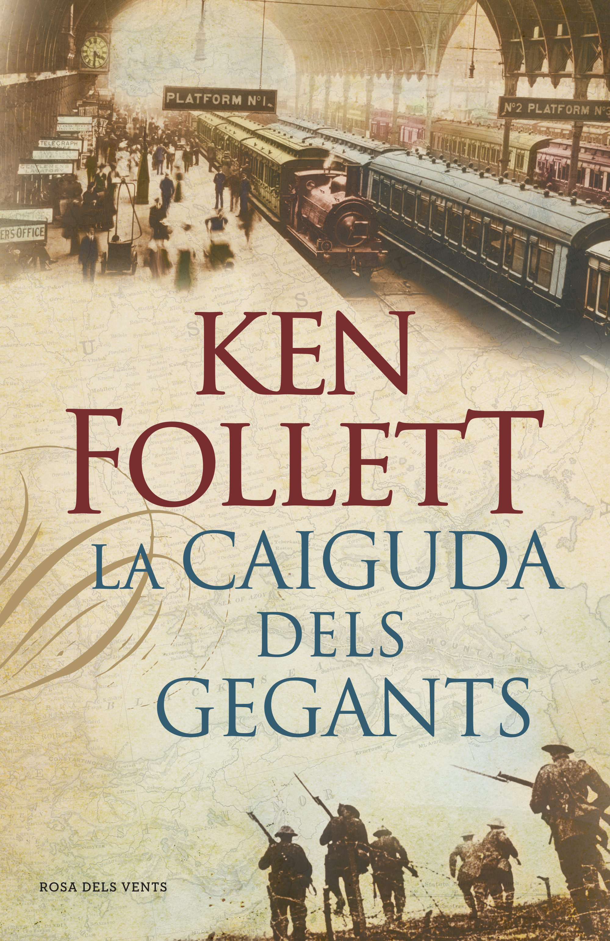 Descargar Libros Ken Follet La Caiguda Dels Gegants The Century 1 Ebook Ken Follett Descargar Libro Pdf O Epub 9788401387678