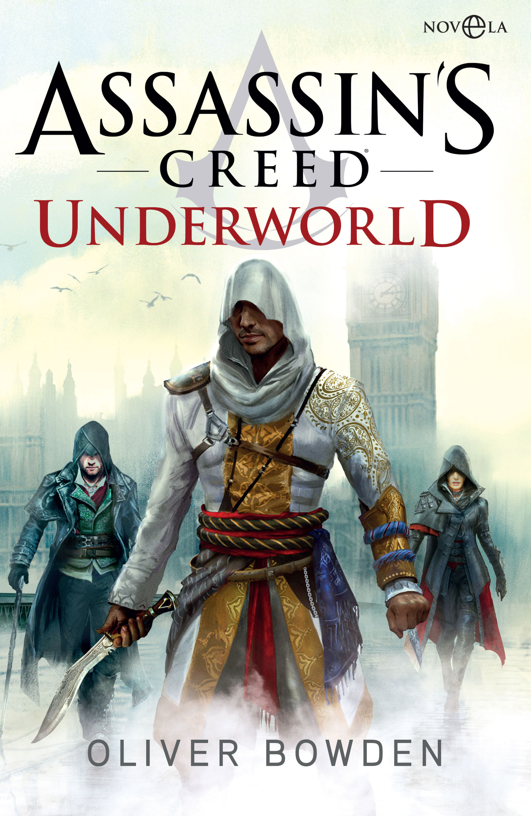 Assassins Creed Libros Assassin 39s Creed Underworld Ebook Oliver Bowden