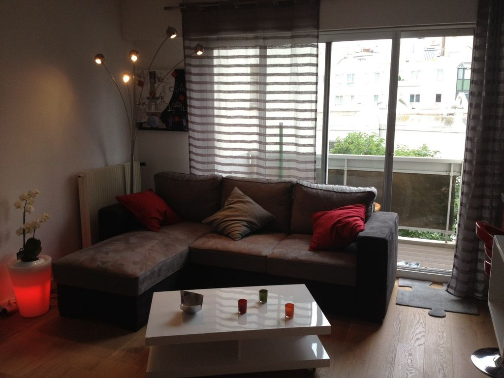 Amenager Studio 30 M2 Appartement Montmartre Studio 30m2 Avec Grand Balcon