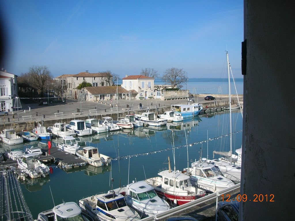 Appartement Ile De Ré Appartement 63 M2 Sur Le Port De La Flotte Ile De Ré