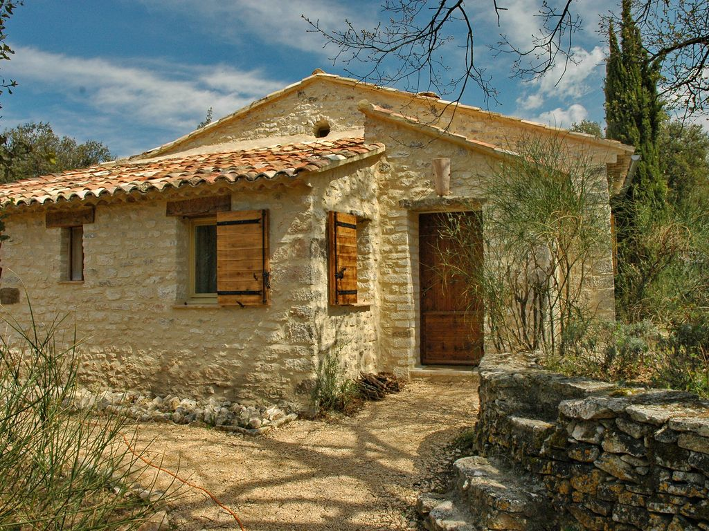 Gîte Provence Stone Cottage And Gite In Luberon, Provence - Vrbo