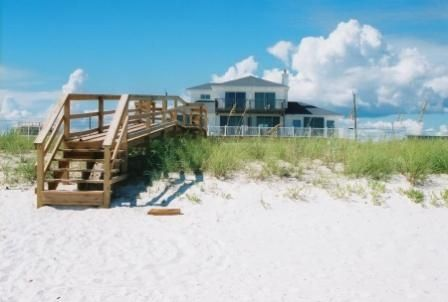 Mexico Beach Florida Chair Rentals Beachcomber With Private Dune Walkover