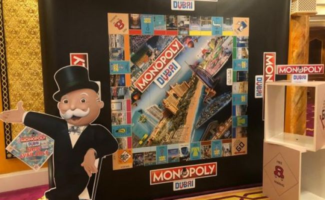 Monopoly Dubai All The Spots Featured On The New Board Lifestyle Gulf News