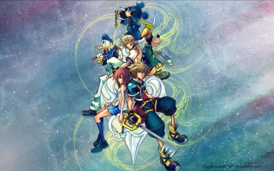 Kingdom Hearts : Free PC Game HD Wallpaper 03 | Imagez Only