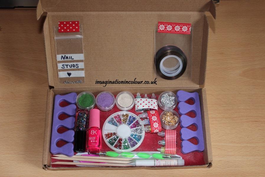 Opi Nail Polish Storage Box - Listitdallas