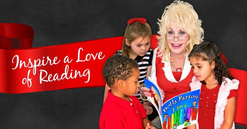 United States - Dolly Parton\u0027s Imagination Library