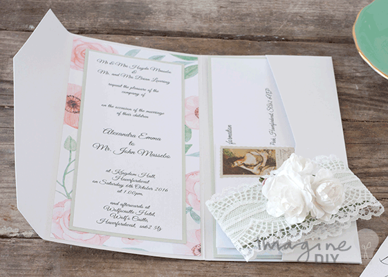 Wedding Invitation Card Making Ideas Vadsbo For