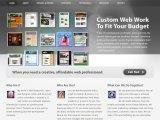 Home Web Page Design