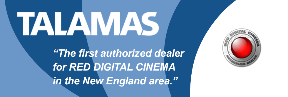 Red Authorized Dealer_Talamas New England Film Banner_RESIZE