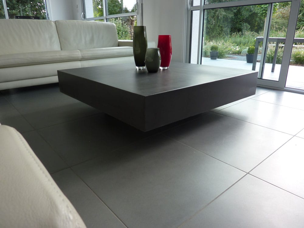 Table Beton Cire Maison Du Monde