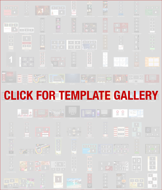 Darkroom Booth Now Includes Over $300 of Free Templates Imaging - po booth template