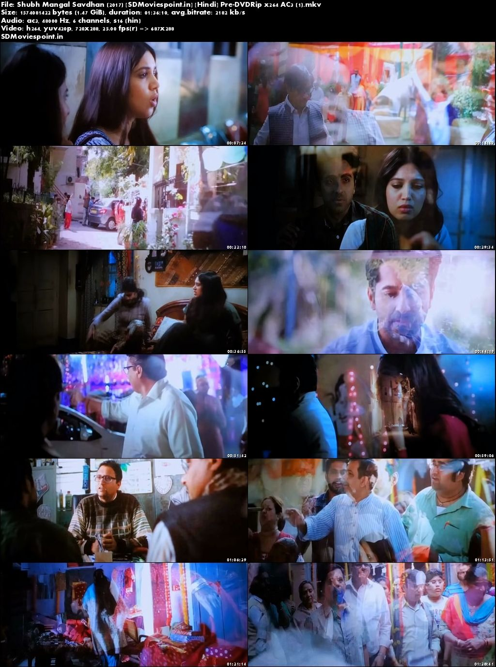 download full film Shubh Mangal Saavdhan movie