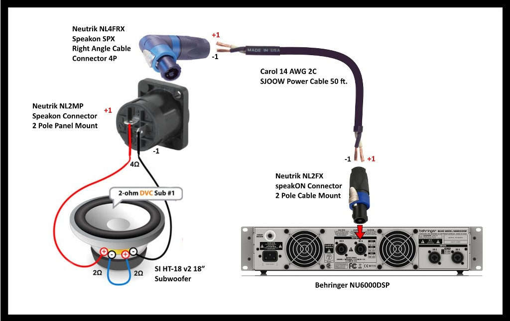 wiring kits for subs