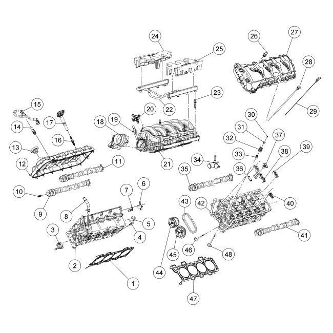 2011 5 0 Ford F 150 Engine Diagram Electronic Schematics collections