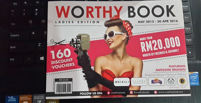 Worthy Book Ladies Edition 2015-2016