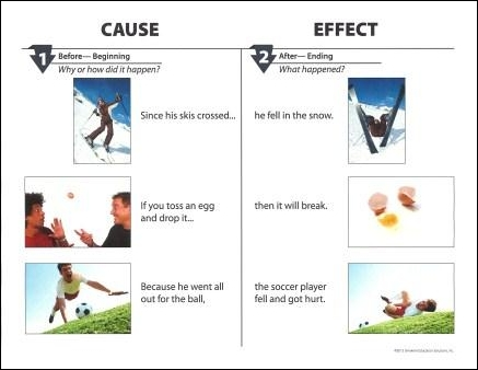 Comprehending Cause  Effect
