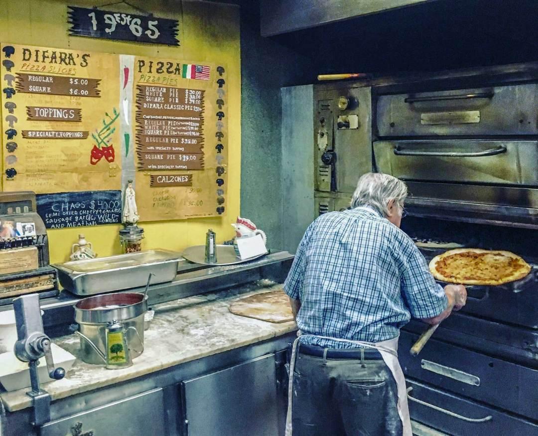 DiFara Pizza Brooklyn