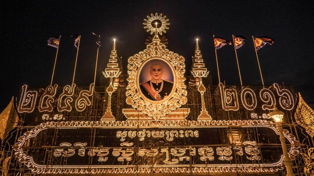 Phnom Penh Night Lights