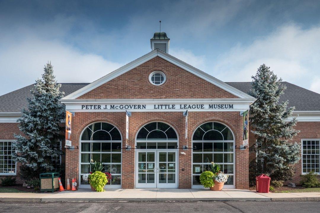 Peter J McGovern Little League Museum Williamsport Pennsylvania