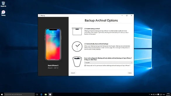 iPhone Backup Software iMazing