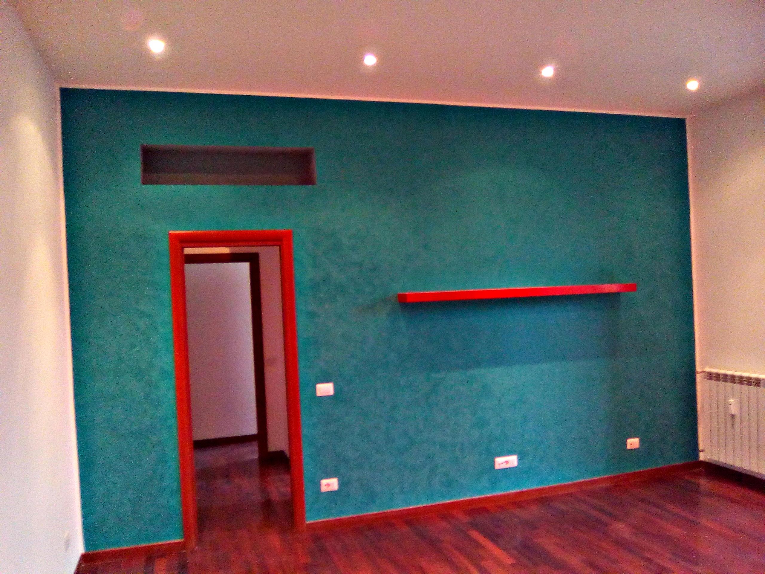 Pittura Per Interni Prezzi.Pittura Decorativa Tamponato Pittura Decorativa Per Interni Ad