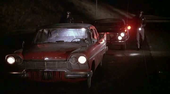 Christine Movie Car Wallpaper Imcdb Org 1957 Plymouth Belvedere Four Door Sedan In Quot The