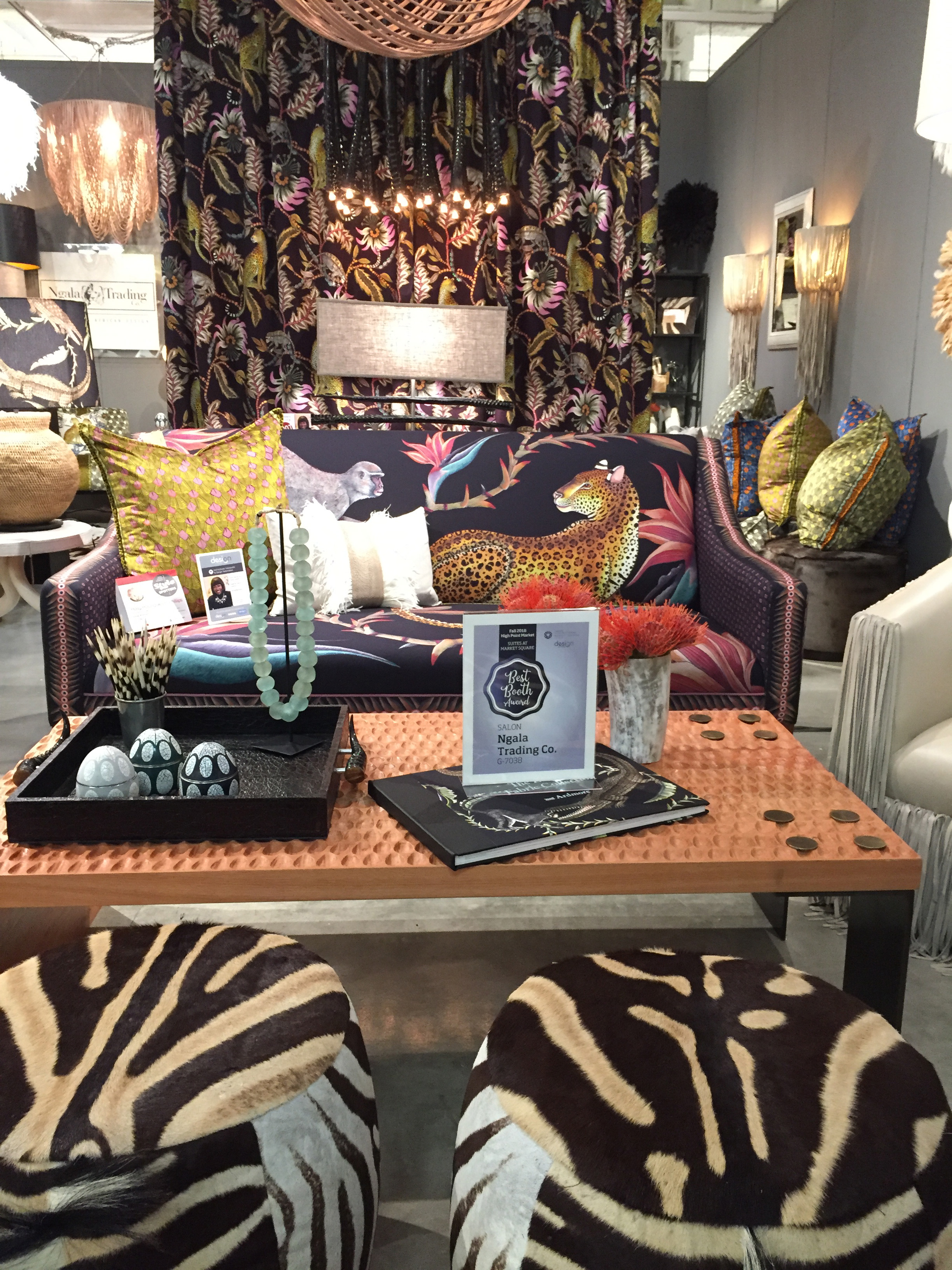 Home Decor Market High Point Market Imc Announces Best Booth Winners At High Point