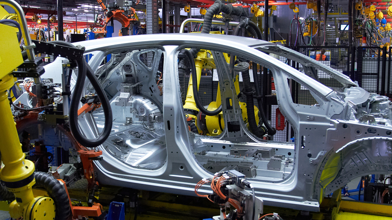 Car Manufacturers Vacancies Uk Car Manufacturing Falls On Slow Domestic Demand