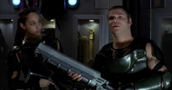 Modern Tv Stand Jason X - Internet Movie Firearms Database - Guns In