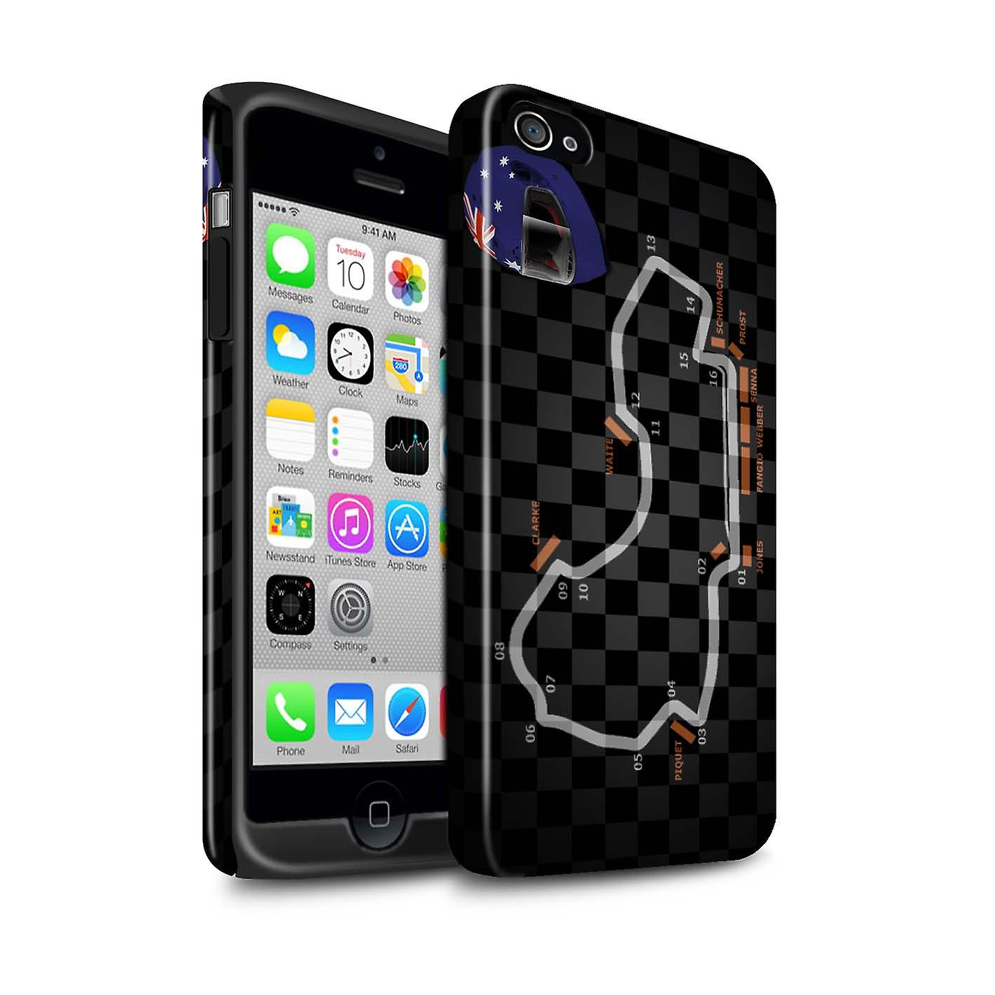 Gloss Australia Stuff4 Gloss Tough Shock Proof Phone Case For Apple Iphone