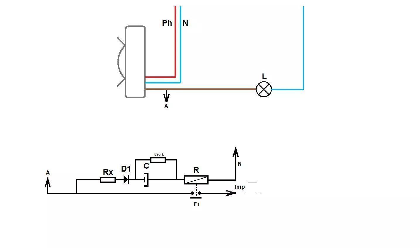 vs commodore spotlight schema cablage