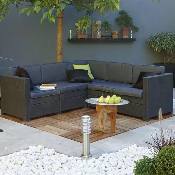 Table Jardin Naterial | Lisse De Clôture Naterial En Aluminium, Haut ...
