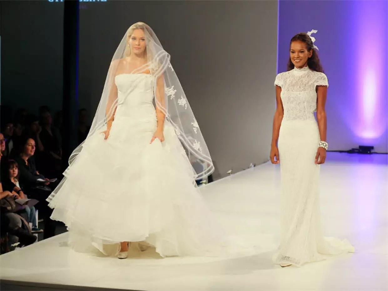 Salon Du Mariage 2017 Paris Robes Cymbeline
