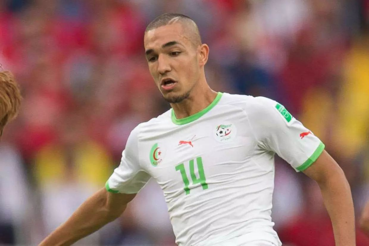resume match algerie senegal