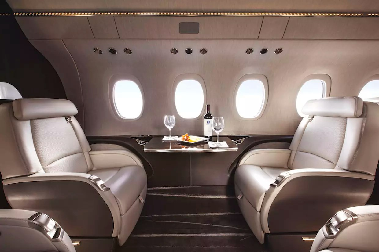 Citation Sur Les Fauteuils Le Cessna Citation Longitude