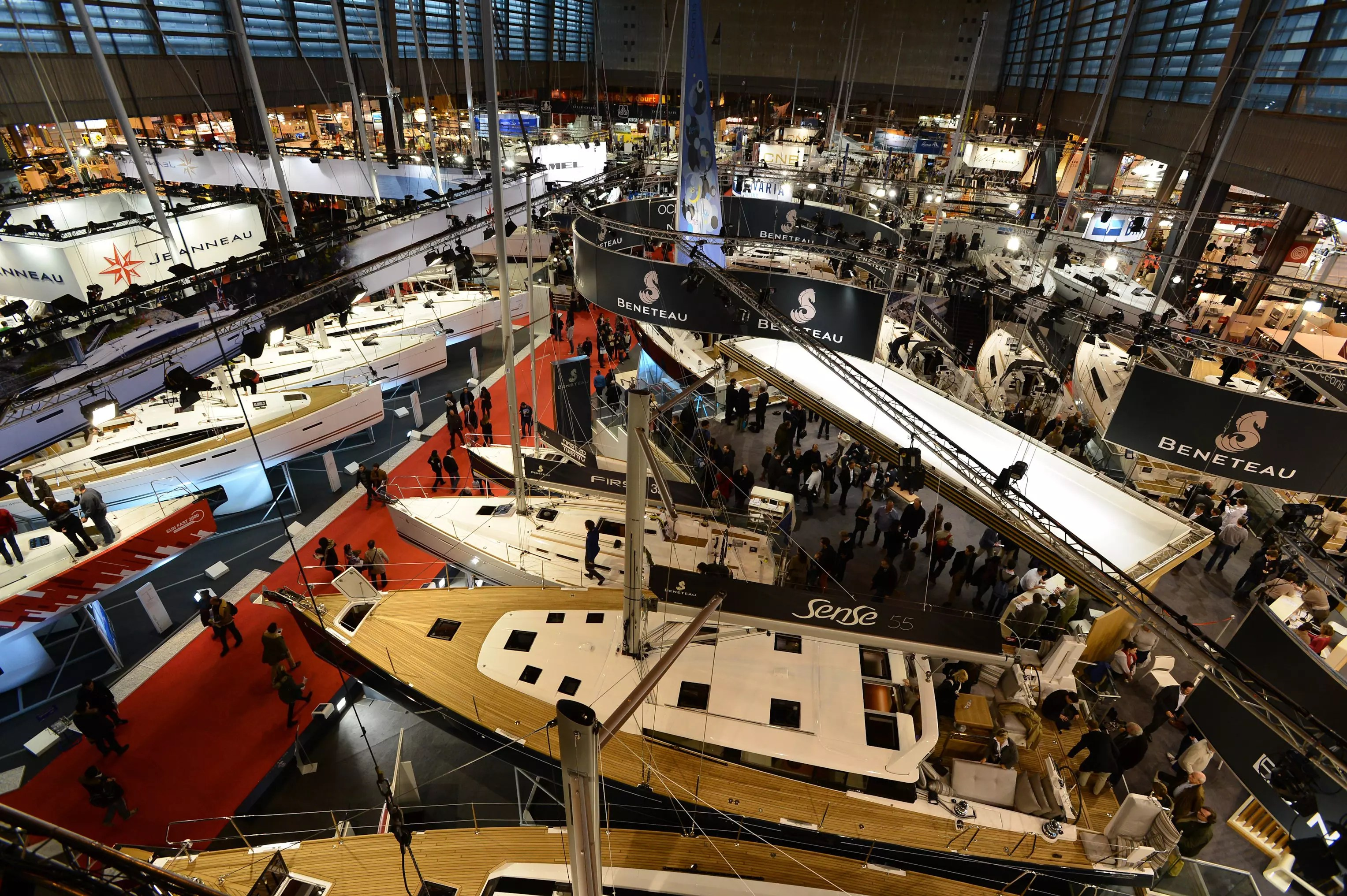 Salon Nautic Paris Salon Nautique De Paris 2018 Les Dates De La Prochaine