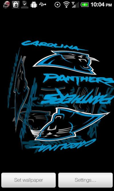 carolina panthers wallpapers apps Android