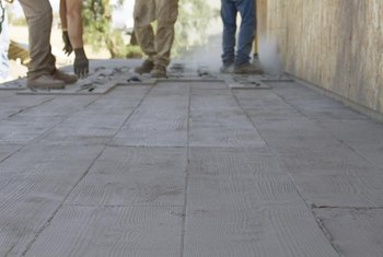 Which Is Better Stamped Or Stenciled Concrete Home