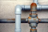 How to Disconnect a Galvanized Pipe Fitting | Home Guides ...