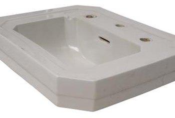 Ceramic Sink Chip Repair Home Guides Sf Gate