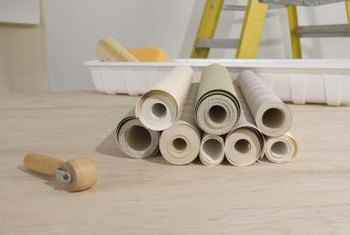 Can Wallpaper Be Recycled? | Home Guides | SF Gate
