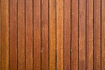 Black Beadboard Wallpaper Removing Wood Paneling Home Guides Sf Gate