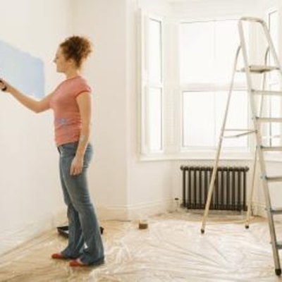 Tips for Painting with High-Gloss Latex | Home Guides | SF Gate