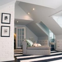 How to Choose Colors for a Vaulted Ceiling | Home Guides ...