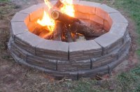 How to Build an Easy Backyard Fire Pit | eHow