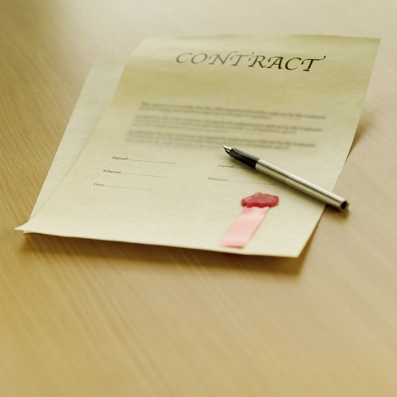 How to Get Out of a Legal Contract Without Being Sued Your Business - legal contract